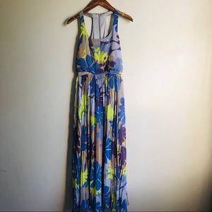 Jessica Simpson Racerback Maxi Dress